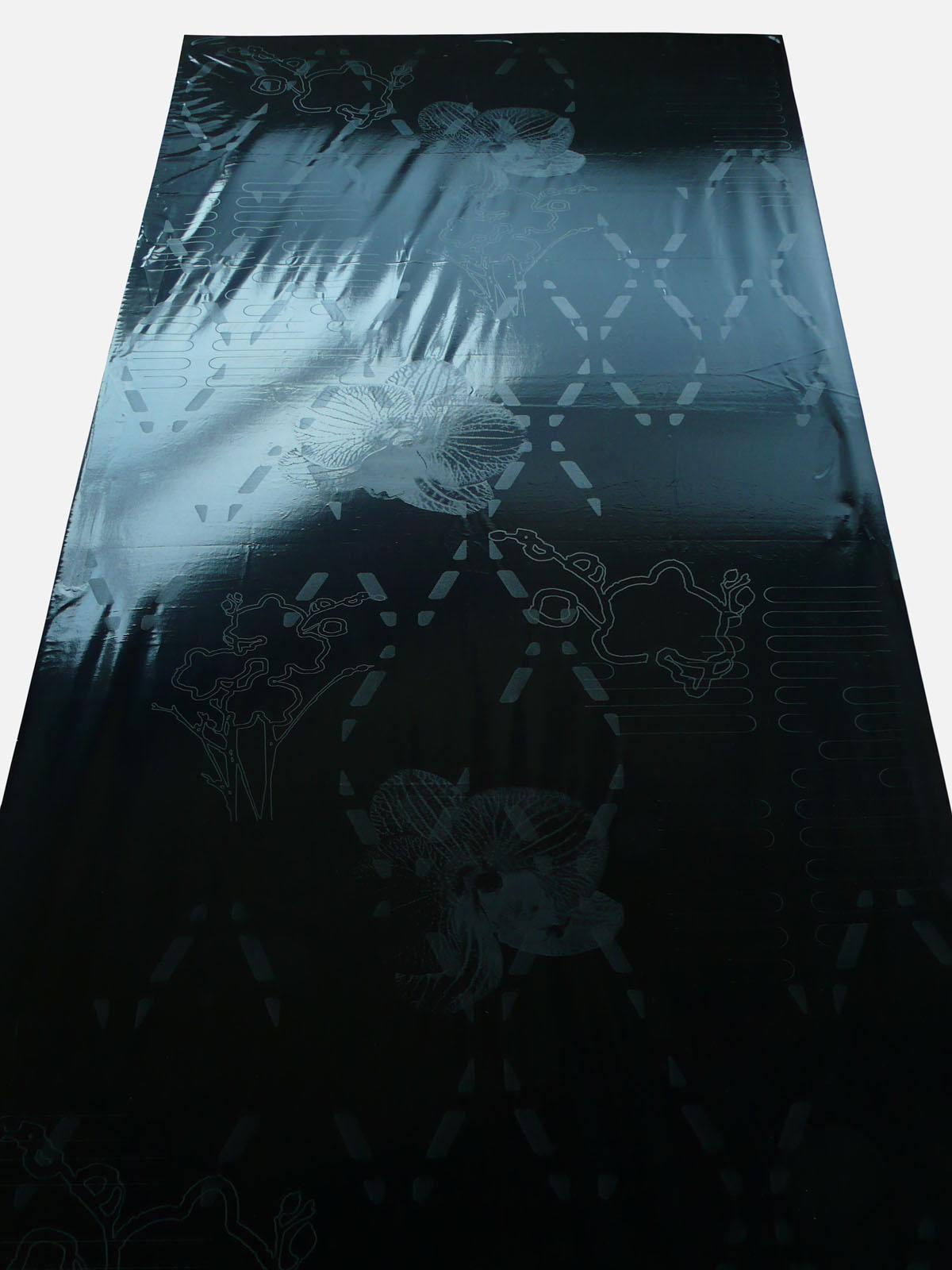Laser engraving for the Dutch Textielmuseum
