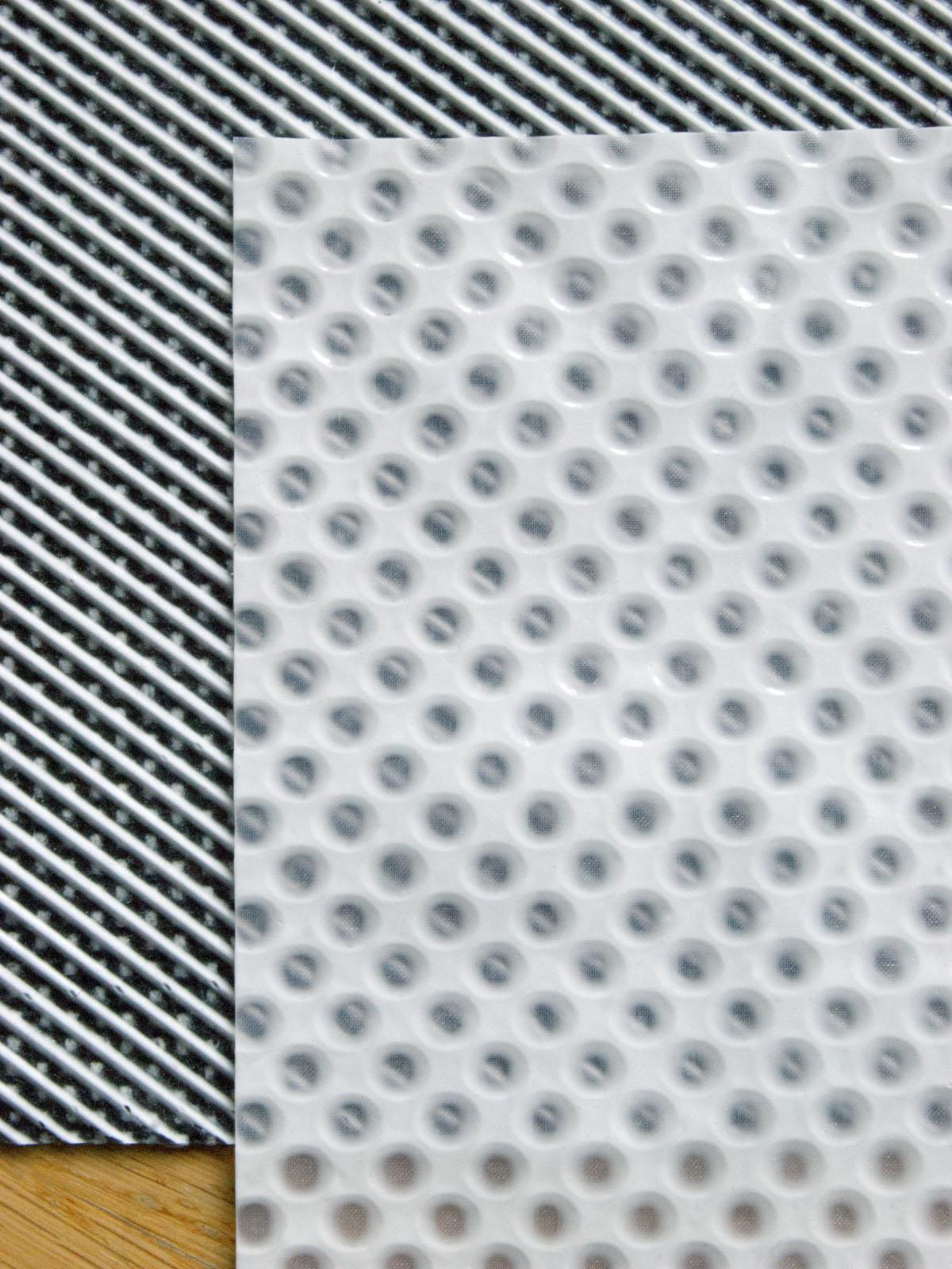 Black & white coatings
