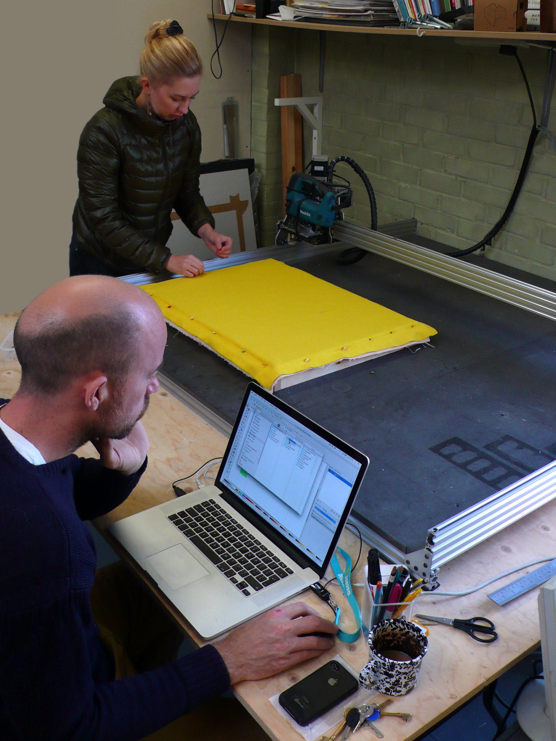 Working in specialised workshops